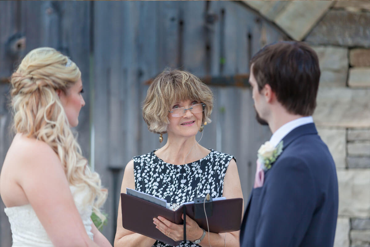 how to become a celebrant in ontario
